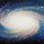 私の中に宇宙があり、宇宙の中に私が在る。祈りと創造