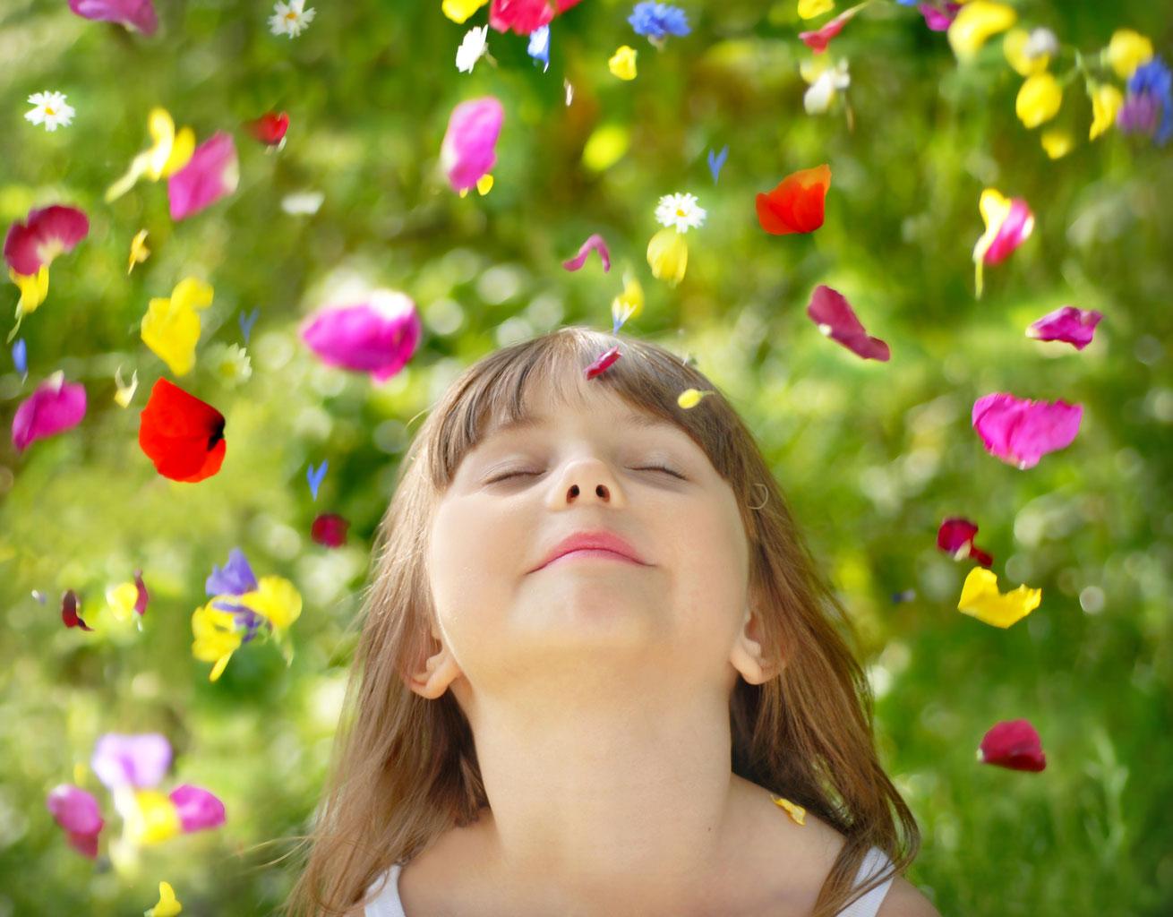 望む未来へ成長する少女